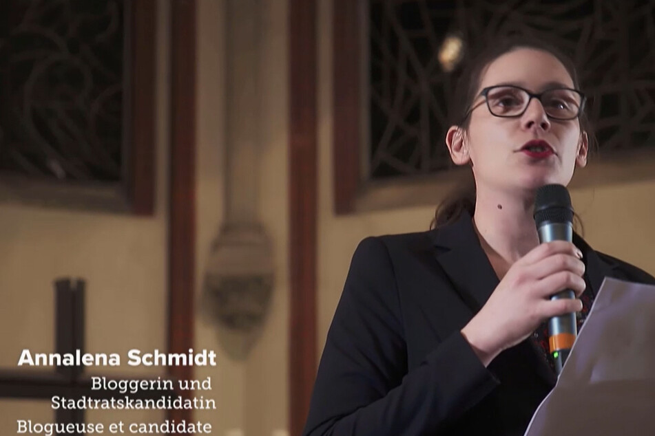 Annalena Schmidt (B90/Grüne): In der zweiten Folge beschreibt die Grünen-Politikerin ihre Sicht auf die Stadt Bautzen.