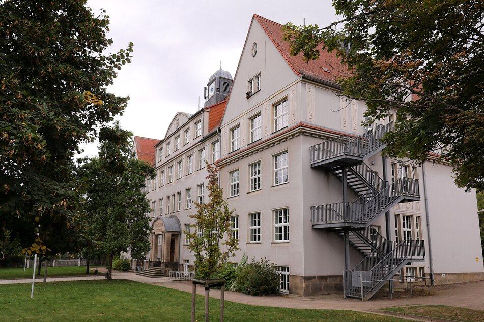 Homeschooling statt Schulstart: Die Oberschule in Wilsdruff musste ihre Pforten wegen Corona schon wieder schließen.