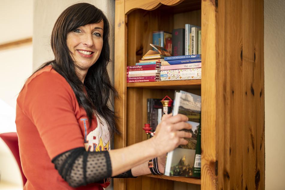 Claudia Curth (46) aus Thalheim hatte die Idee für das Online-Portal.