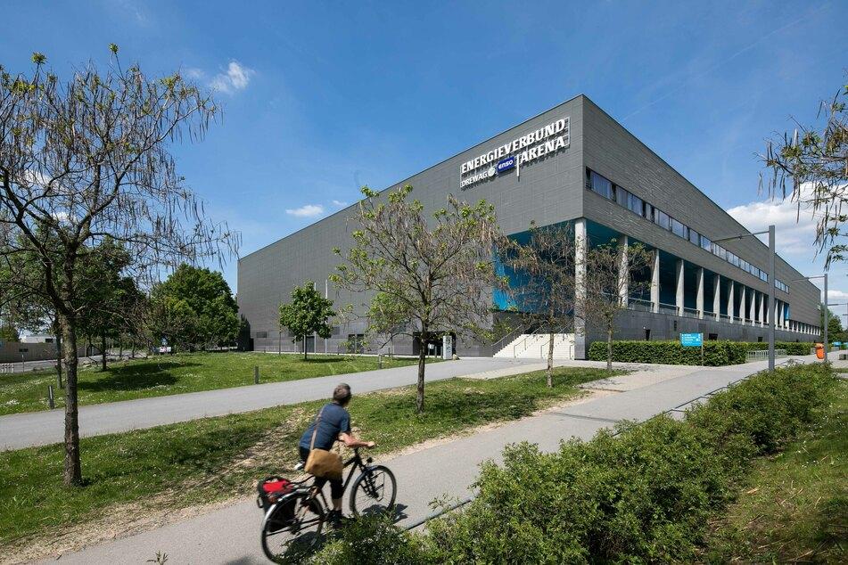"""Die EnergieVerbund-Arena soll für knapp neun Millionen Euro """"erstligareif"""" werden."""