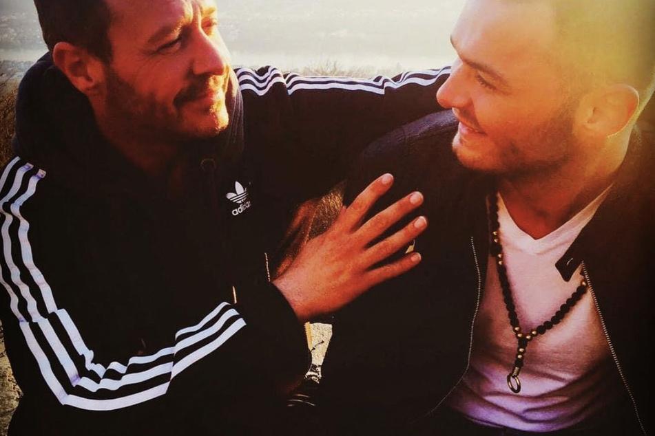 Sohn Stefano Herren (27) schreibt auf seinem Instagram-Kanal immer wieder, wie sehr er seinen Vater vermisst.