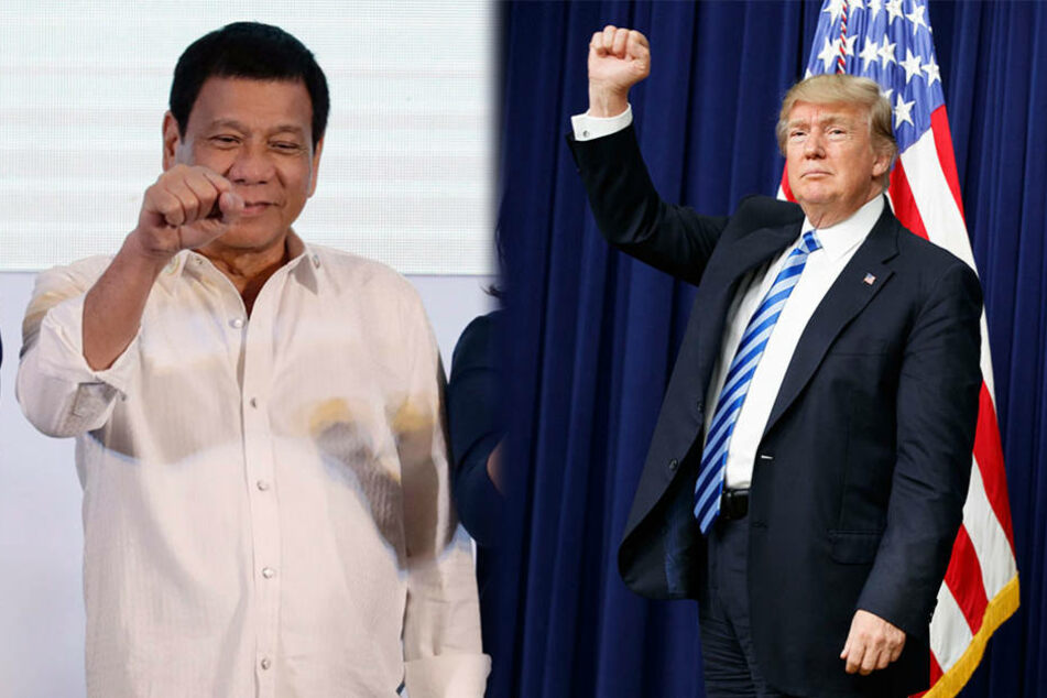 Trump lädt umstrittenen philippinischen Präsidenten ins Weiße Haus