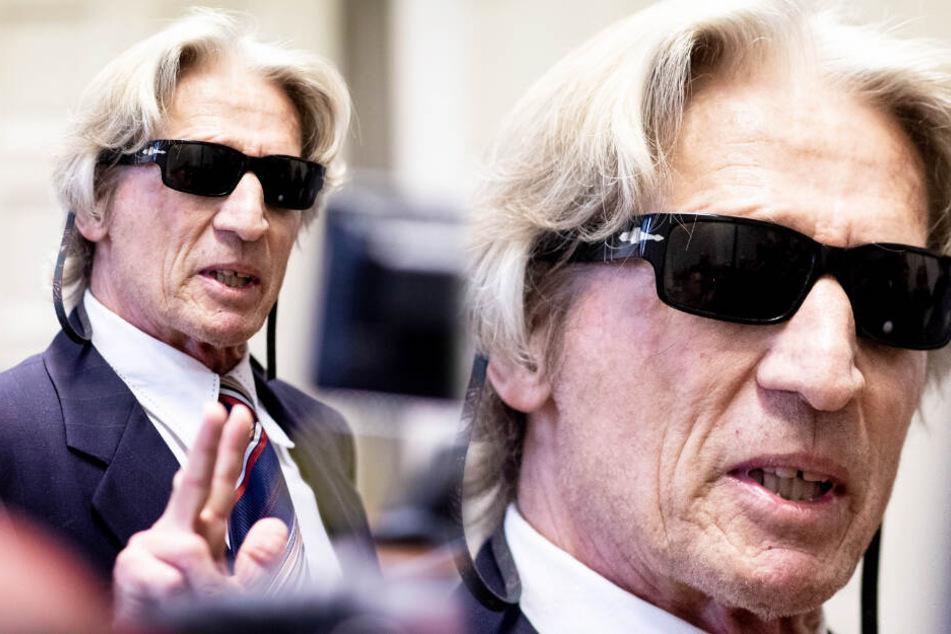 Gerichtsurteil: Rentner-Bankräuber muss hinter Gitter
