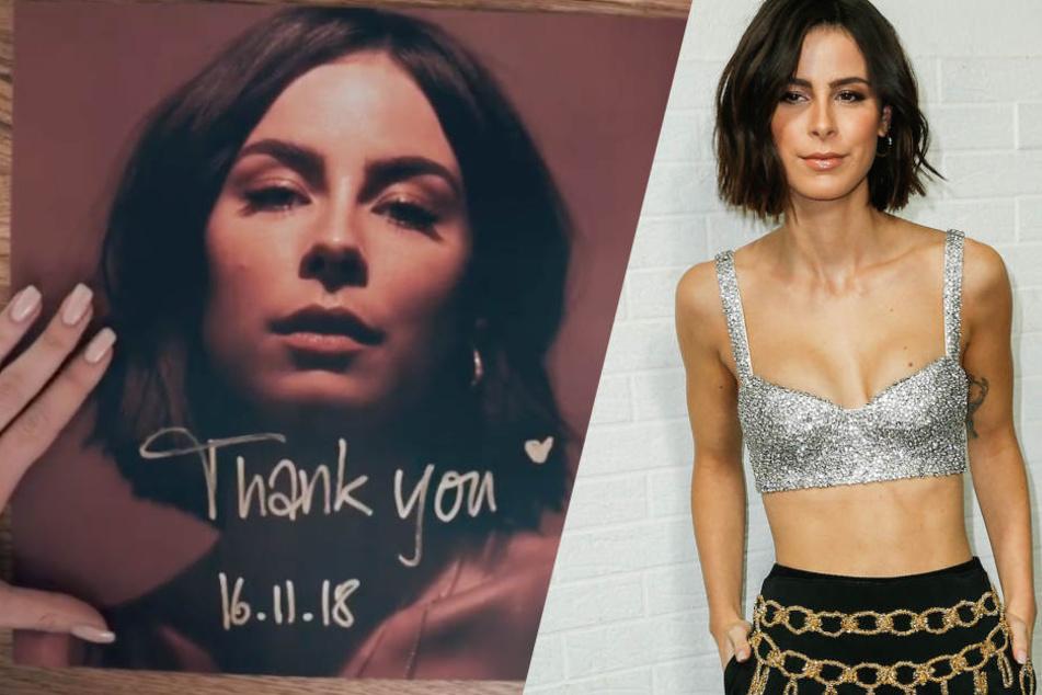 """Mit neuer Single """"Thank you"""": So rechnet Lena mit ihren Hatern ab!"""