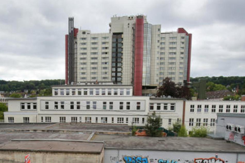 Im Klinikum in Bielefeld musste jetzt die Polizei anrücken.