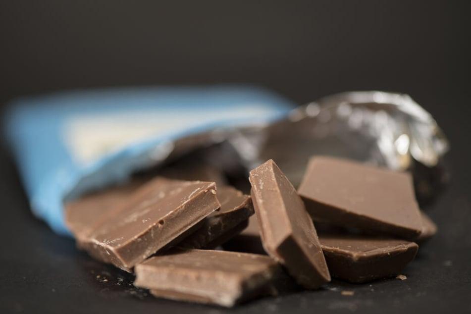 Je nach Sorte ist Schokolade eher giftig für Hunde. (Symbolbild)