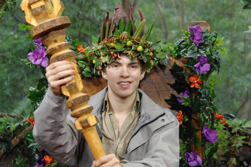 2013: Joey Heindle ist Dschungelkönig.