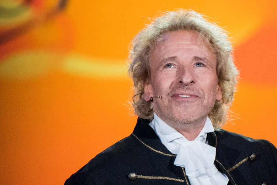 Thomas Gottschalk (68) wird die Veranstaltung moderieren.