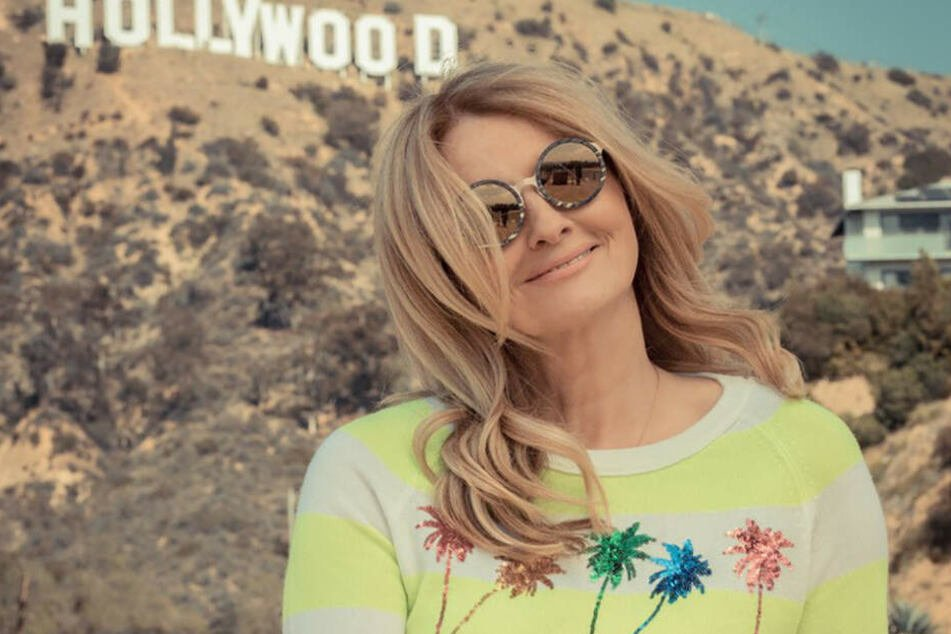 Frauke Ludowig hat in den letzten Jahren hunderte Hollywood-Größen und nationale Stars interviewt.