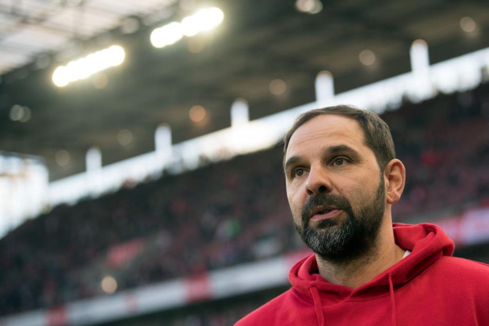 Findet Stefan Ruthenbeck das Erfolgsrezept gegen Eintracht Frankfurt?