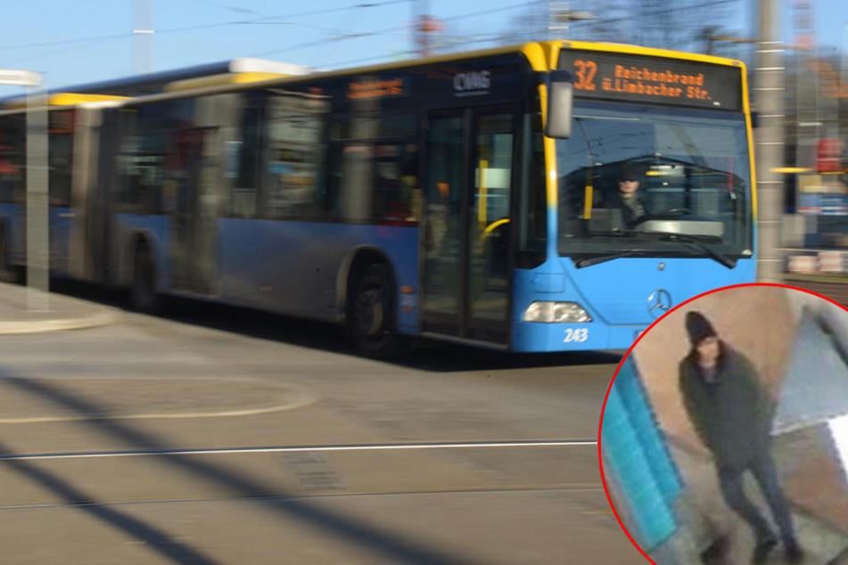 530 Fälle, 100.000 Euro Schaden: Ist der Chemnitzer Reifenstecher ein CVAG-Busfahrer?