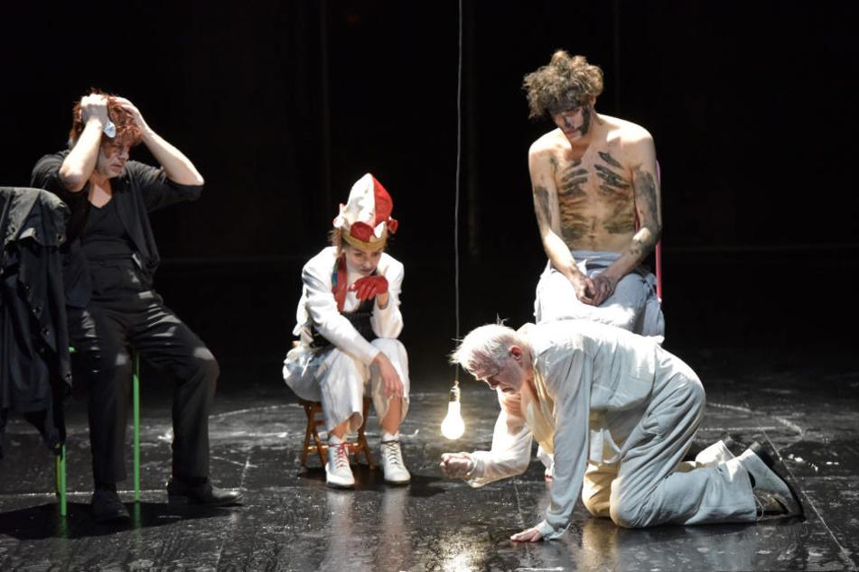Letztes Jahr hatte Regisseur Claus Peymann das Berliner Ensembles als Intendant verlassen.