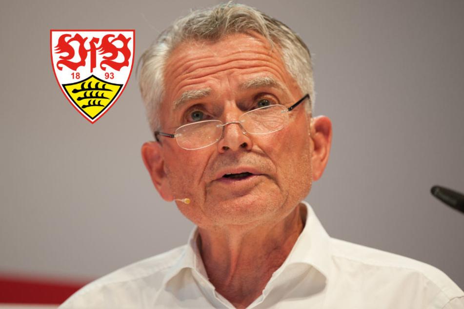 VfB-Präsident Dietrich: Trainerwechsel kein Thema!