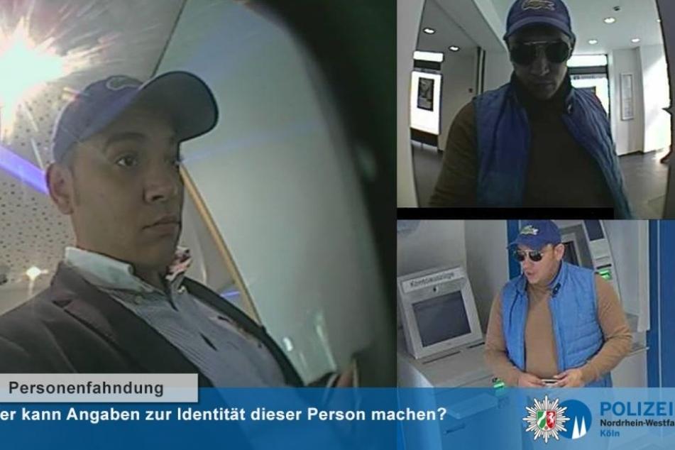 Mit geklauter EC-Karte mehrfach Geld erbeutet: Wer kennt ihn?