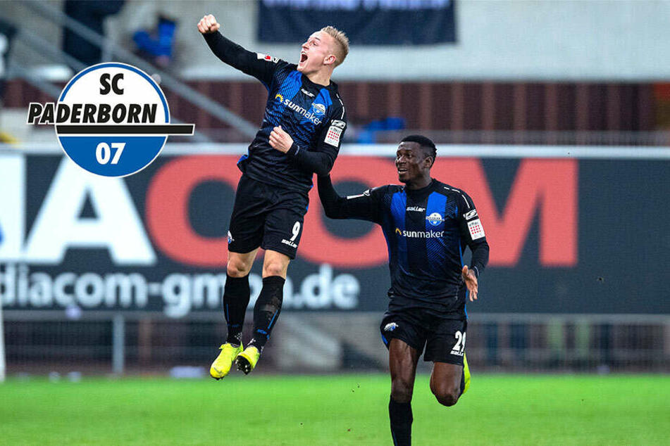 Wahnsinns-Aufholjagd! Paderborn dreht verloren geglaubtes Spiel gegen Köln