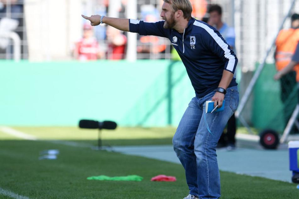 Es hat alles nicht geholfen: Das Teams von Trainer Daniel Bierofka kassierte die zweite Niederlage in vier Spielen.