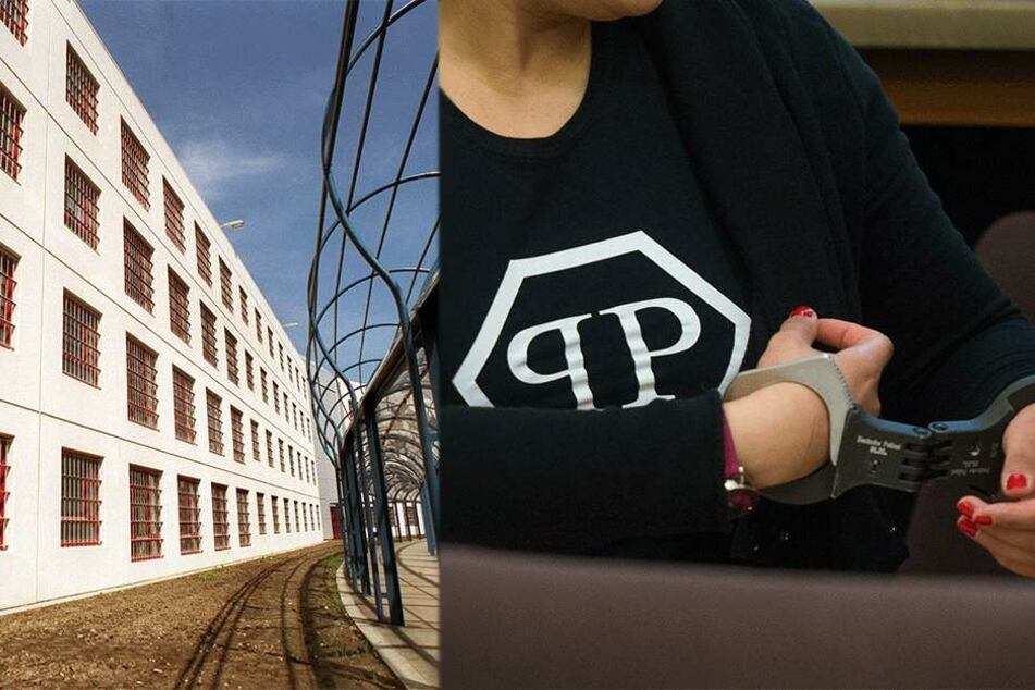 Frau will bei Polizei Diebstahl anzeigen und landet 43 Tage im Gefängnis
