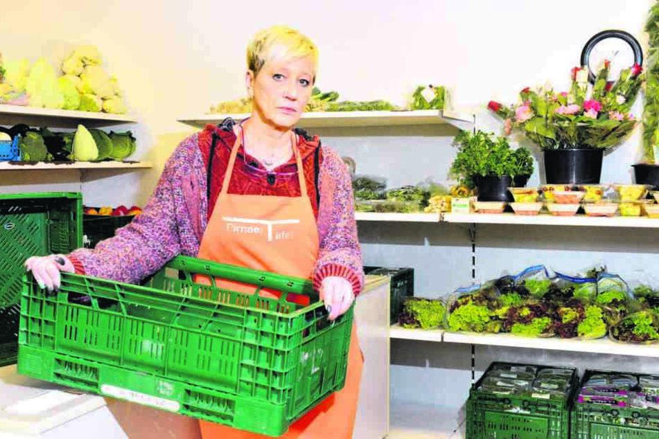 Tafel-Chefin schlägt Alarm! Warum landen so viele Lebensmittel im Müll?