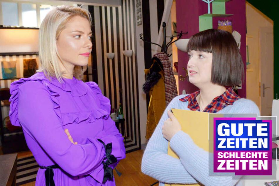 GZSZ-Sunny in Lebensgefahr! Wie gefährlich ist Karla wirklich?