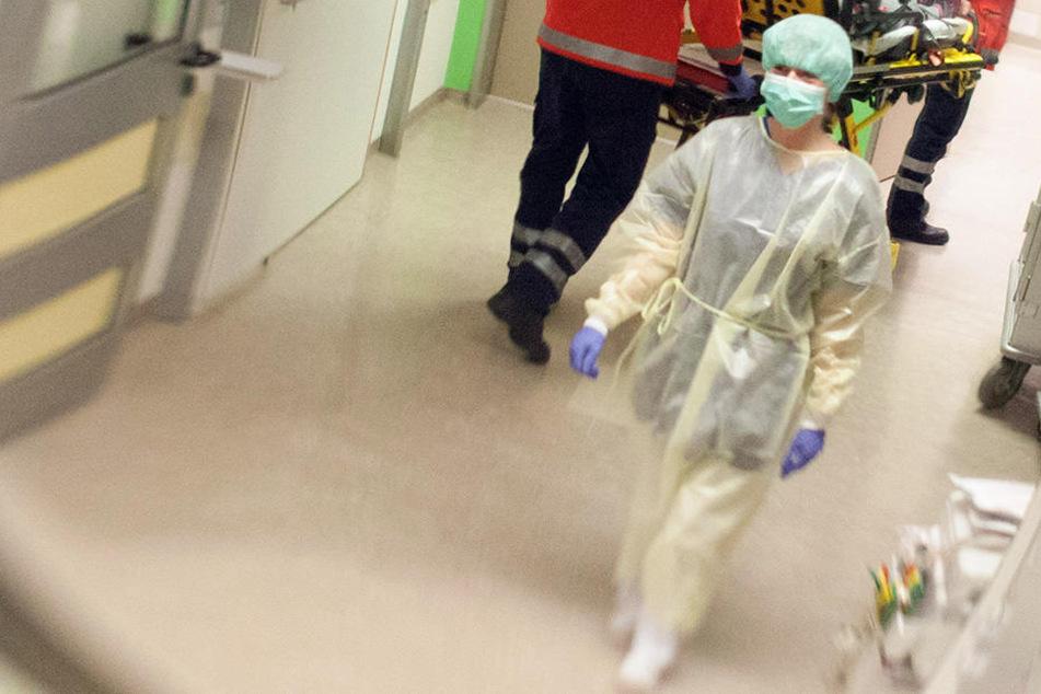 In England wurde in der letzten Nacht Dutzende neue Grippe-Fälle gemeldet. (Symbolbild)