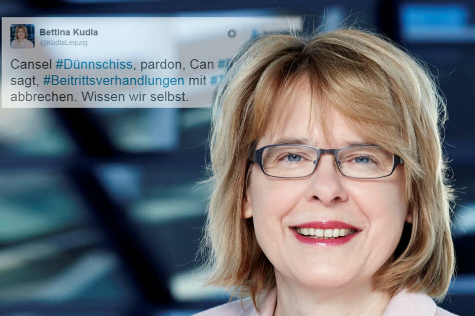 """""""Dünnschiss"""": Politikerin beschimpft einen Journalisten"""