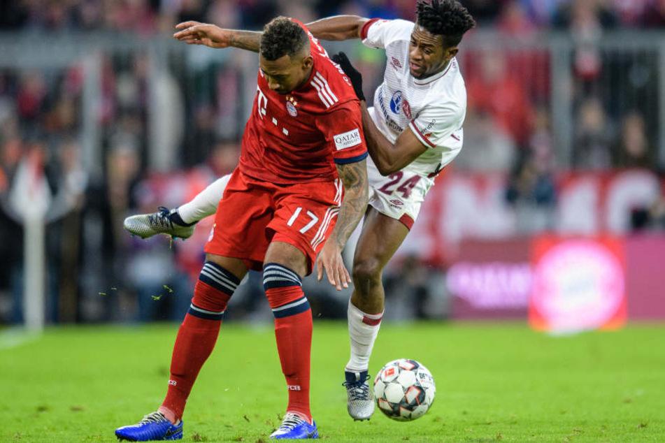 Die Defensive des FC Bayern München wurde gegen Nürnberg kaum gefordert.