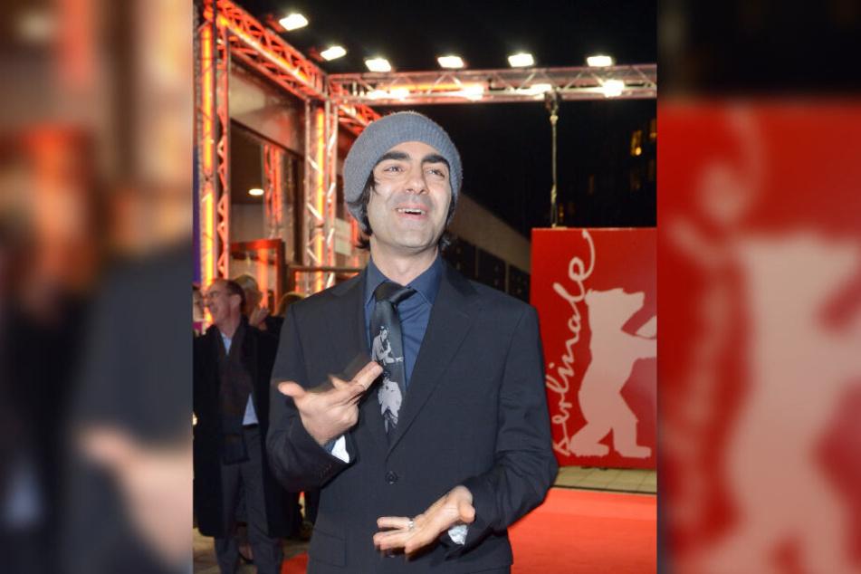 """Regisseur Fatih Akin bei den 64. Internationalen Filmfestspielen in Berlin. Sein neuer Film """"Der goldene Handschuh"""" kommt am 21.02.2019 in die deutschen Kinos."""