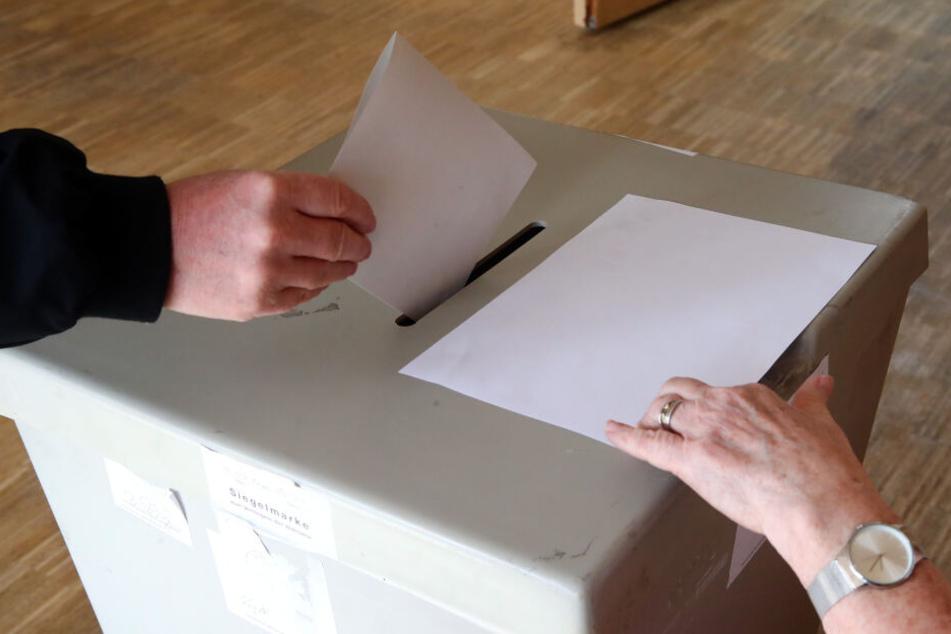 In Brandenburg finden am 26. Mai gleichzeitig die Kommunal- und die Europawahlen statt. (Symbolbild)