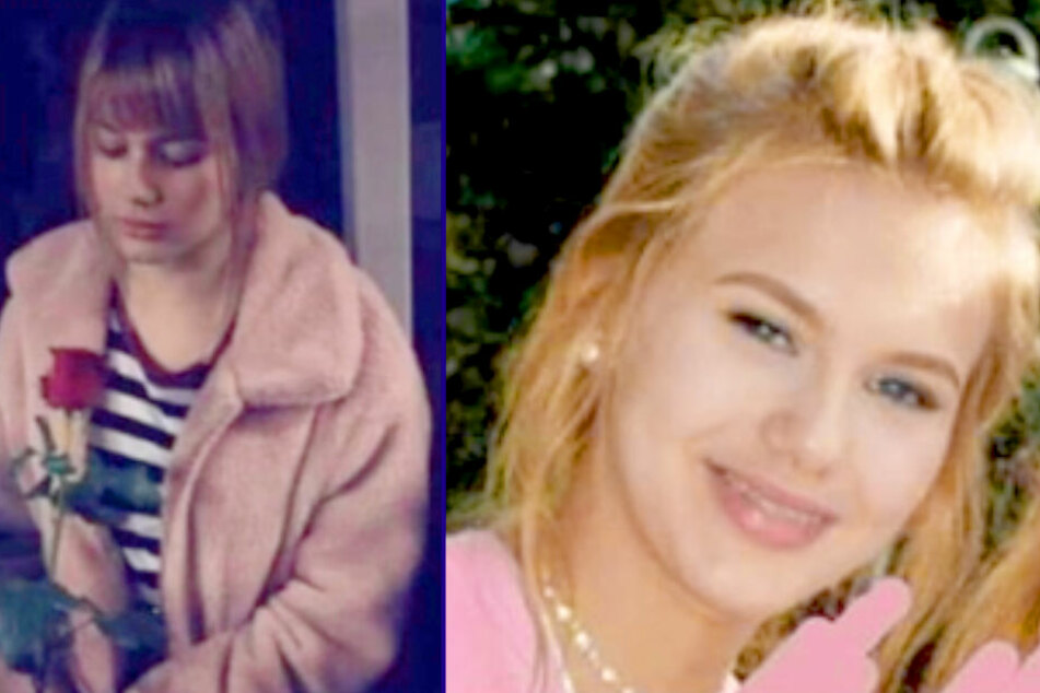 Die 15-jährige Rebecca aus Berlin wird seit Montag vermisst.