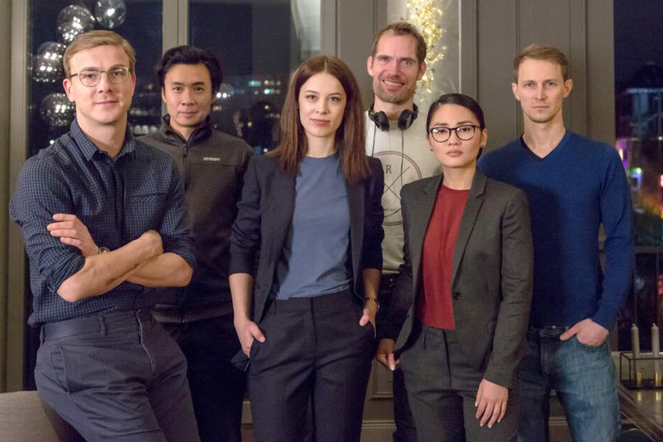 Die Premiere der zweiten Staffel der ZDF-Serie Bad Banks wird am 2. Februar in der Paulskirche gefeiert.