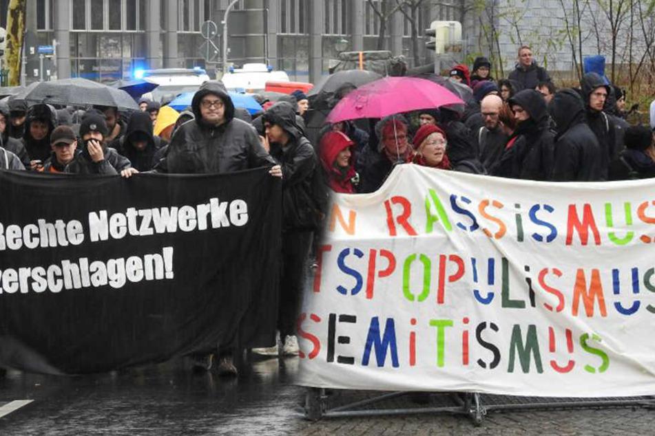 Polizei zieht Fazit: So lief der Demo-Tag in Leipzig