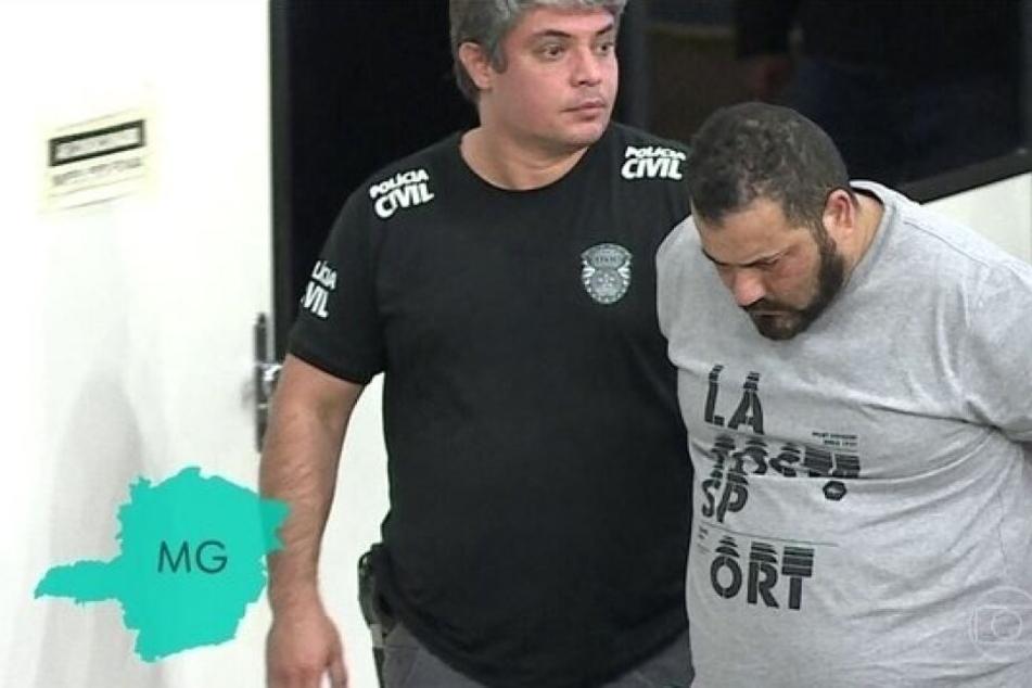 Mateus Henrique Leroy Alves (37) soll das Geld, dass für die Medikamente seines Sohnes gedacht war, gestohlen haben.