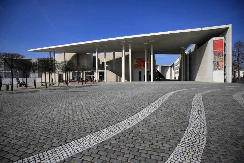 Das Kunstmuseum in Bonn.