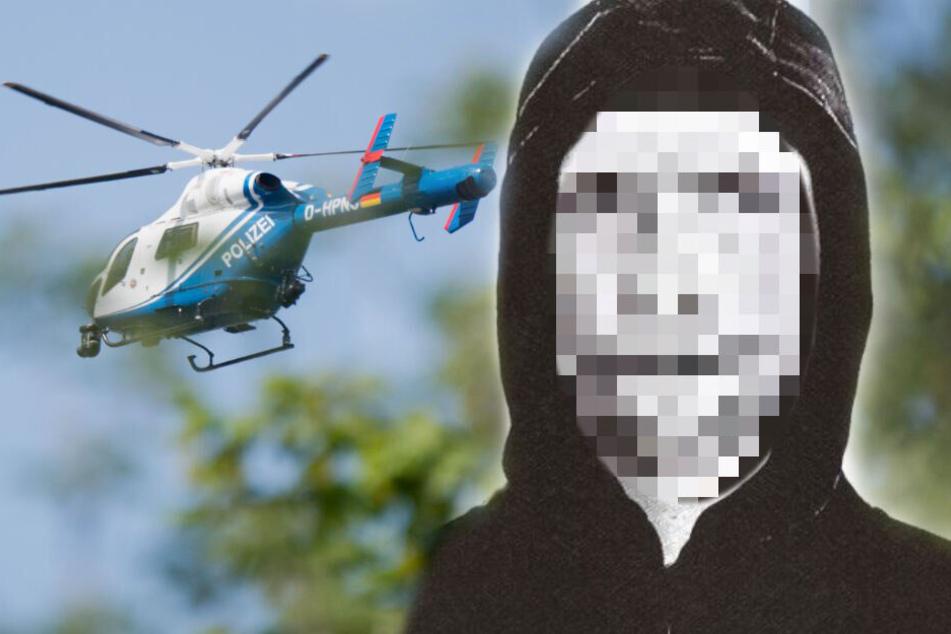 Täter noch immer auf der Flucht: Wer kennt diesen Mann?