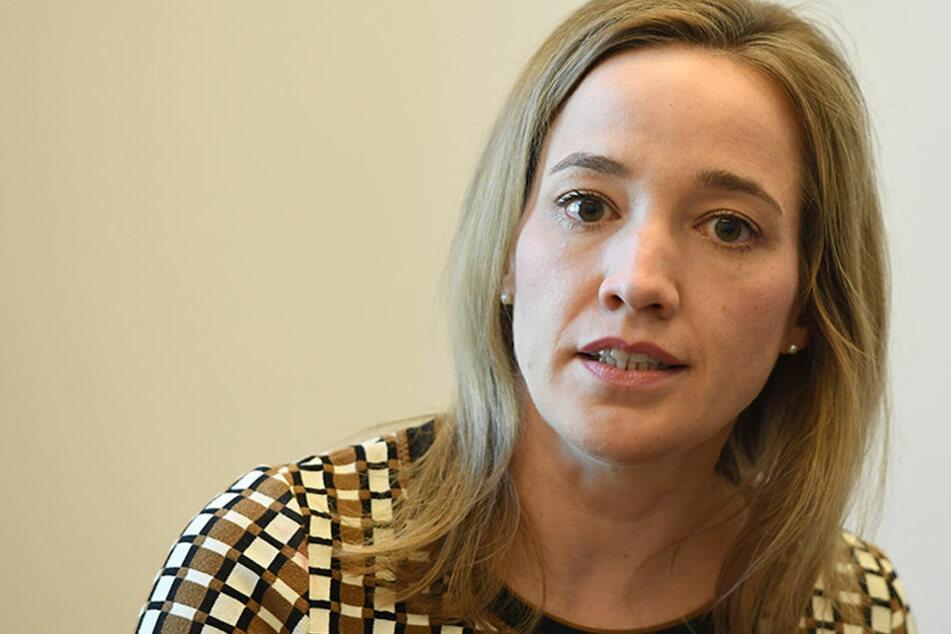 Die damalige Bundesfamilienministerin Kristina Schröder (CDU).