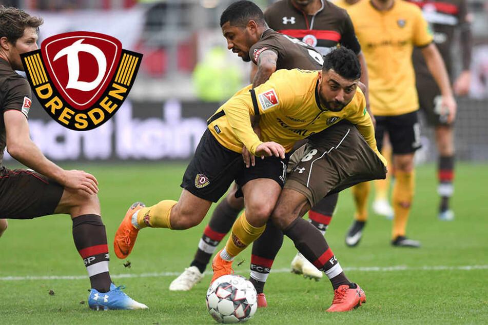 Später Ausgleich: Dynamo holt Punkt bei St. Pauli!