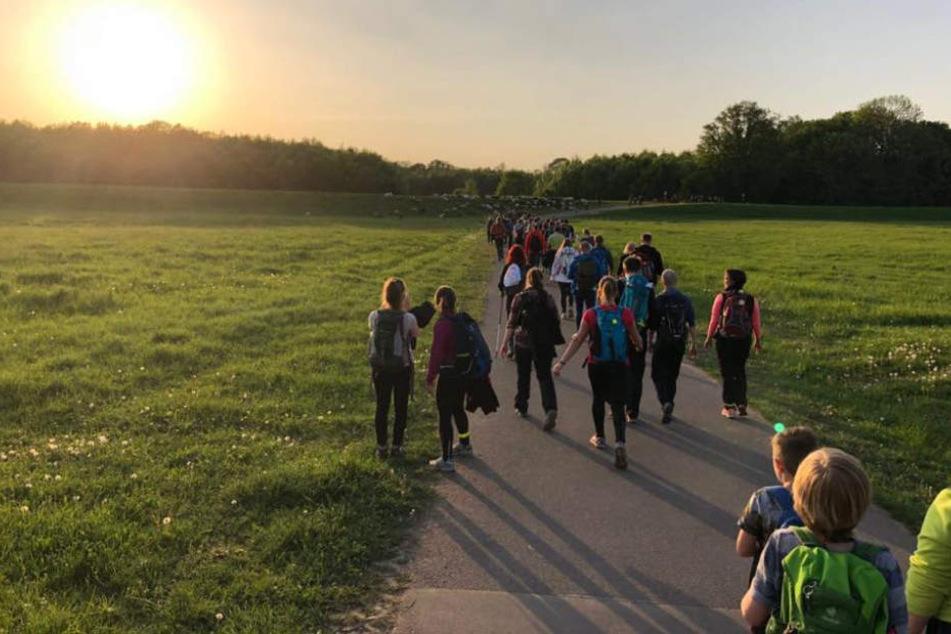 Spannende Wander-Routen locken 2019 ins Leipziger Neuseenland