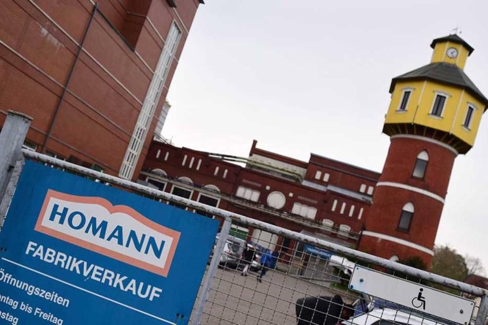 Dass Homann-Werke wie das in Dissen (Niedersachsen) zugunsten von Sachsen dicht gemacht werden sollen, sorgt für große Empörung. Denn es sollen Fördermittel fließen.