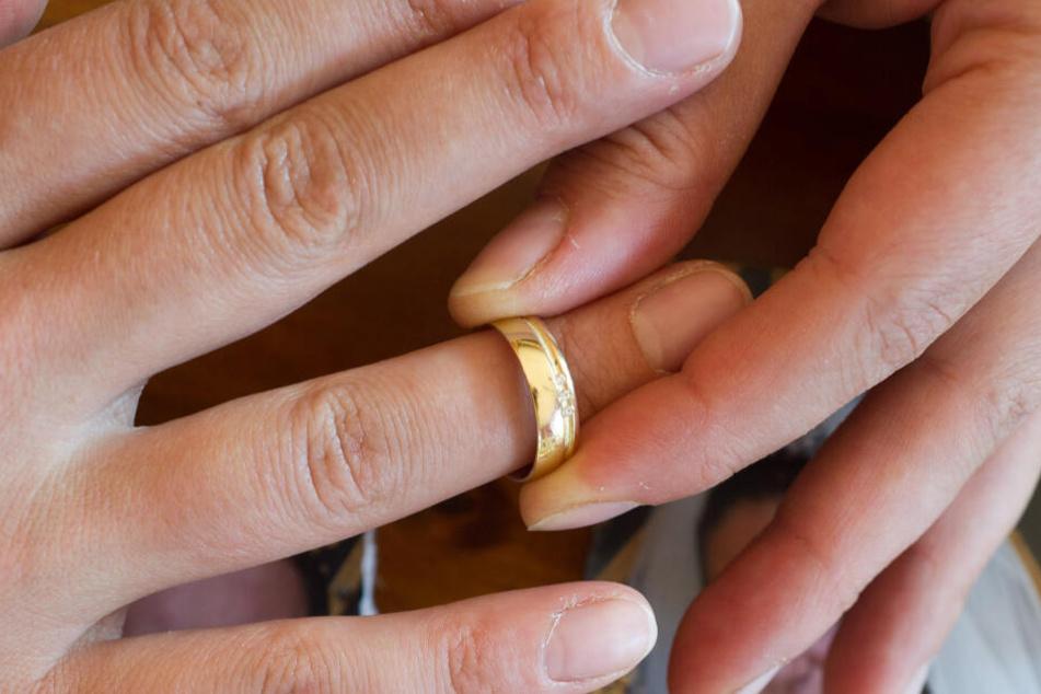 Gemeinsame Kinder mindern die Scheidungshäufigkeit. (Symbolbild)
