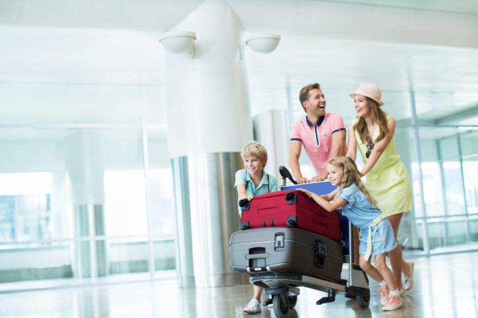 Die Zahl der abgefertigten Passagiere stieg im Vergleich zum Vorjahr um satte 7,6 Prozent an (Symbolbild).