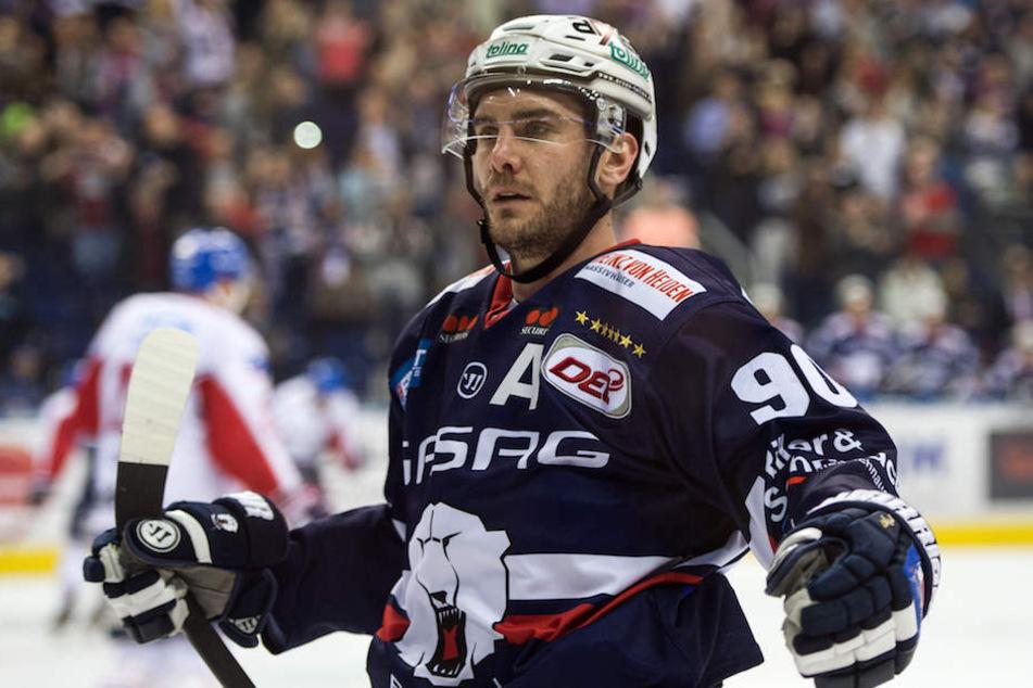 Wegen Alkoholsucht: Eishockey-Profi Braun begibt sich in Behandlung