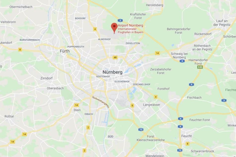Am Nürnberger Flughafen ist es am Montag zu einem tödlichen Unfall gekommen.