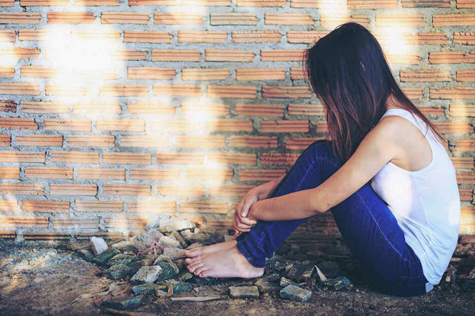 Die Vierzehnjährige wurde zwei Jahre sexuell missbraucht (Symbolbild).