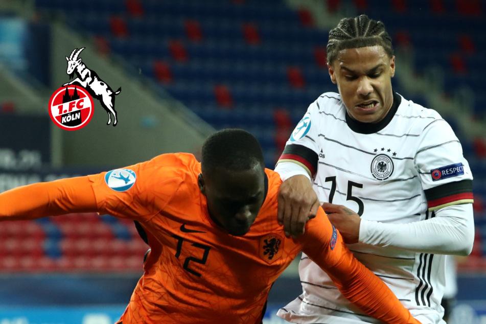 """Kölns Ismail Jakobs blüht bei U21-EM auf: """"Gehen mit Selbstvertrauen zurück"""""""