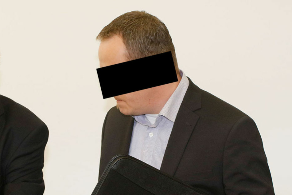Jens P. (37) bleibt wegen Untreue verurteilt.