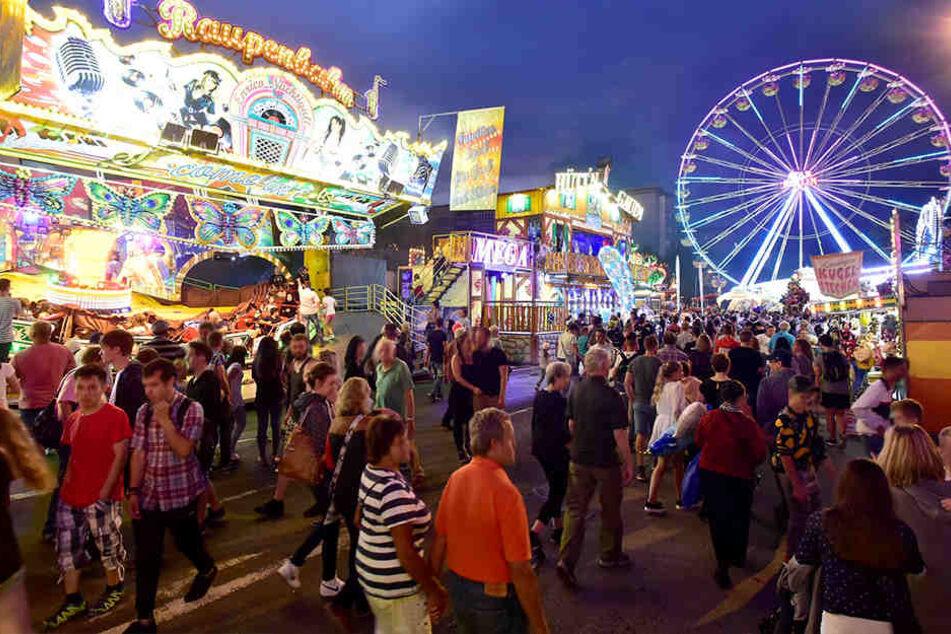 Auf dem Stadtfest werden mehr als 250.000 Besucher erwartet. (Archivbild)