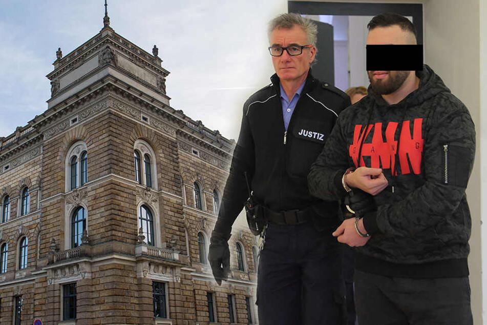 Weil Richter die Unterschrift vergaß: Bruder von KMN-Rapper wieder frei!