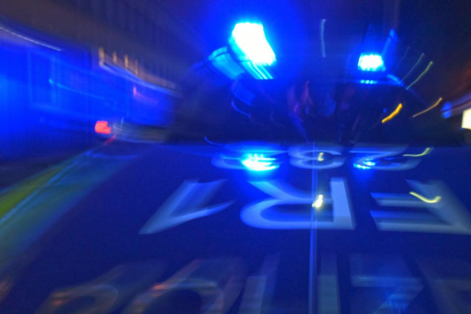 Die Polizisten wurden von der Frau beleidigt und angegriffen. (Symbolbild)