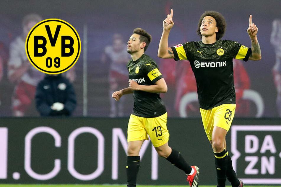 Hart erkämpfter Dreier: BVB hält Bullen-Druck stand und siegt bei RB!