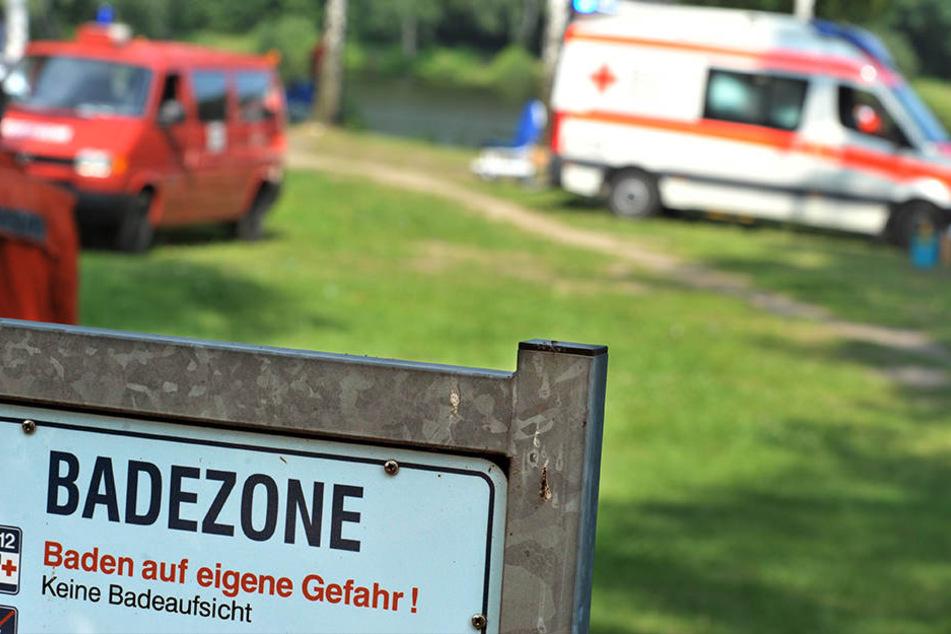 Im vergangenen Jahr sind in Thüringen 23 Menschen beim Baden ums Leben gekommen.